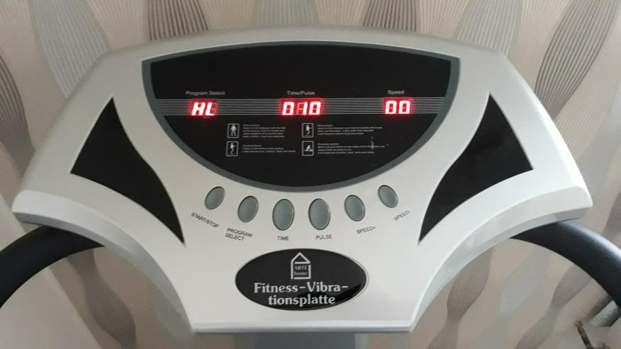 Bild 5: ARTE home Fitness-Vibrationsplatte AY 554