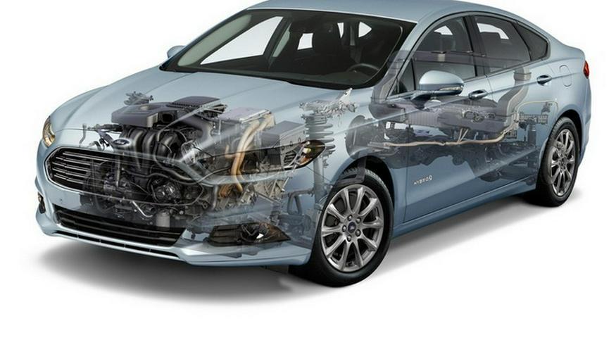 Bild 2: Ford Mondeo Voll Hybrid  Voll Ausstattung Garantie auch noch drauf