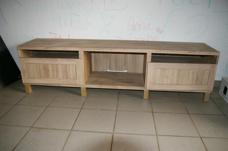 TV Schrank mit zwei Schubladen
