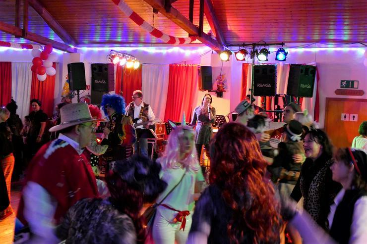 Bild 8: Liveband, HELICOPTER Partyband für ihre Events besondern für Karneval