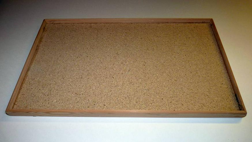 Bild 3: Holzrahmen verschiedene Größen und Ausführung