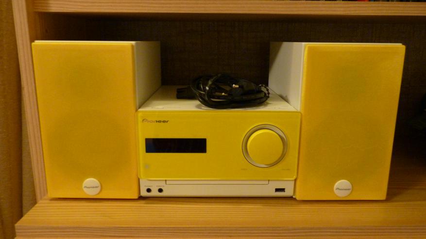 Pioneer CD-Receiver-System, Modell X-CM32BT-Y,