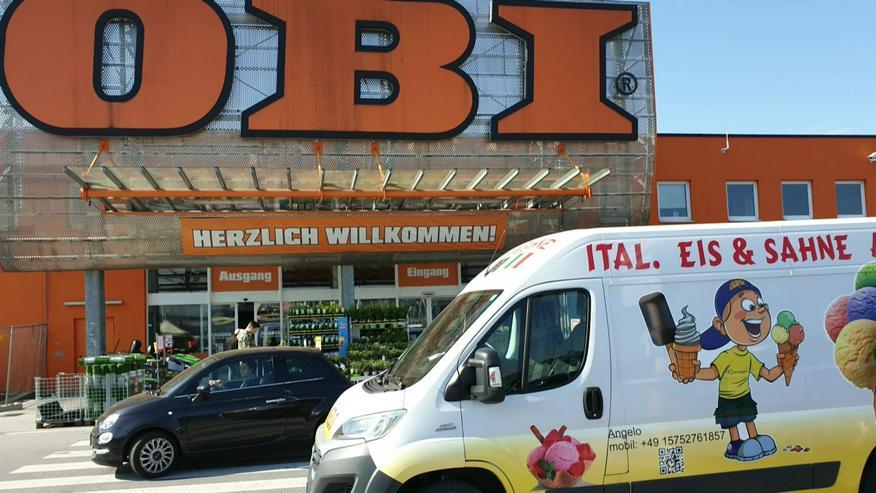 Bild 3: Eiswagen mieten NRW Wuppertal Hochzeit Messen Veranstaltungen Firmen Jubiläum Feste