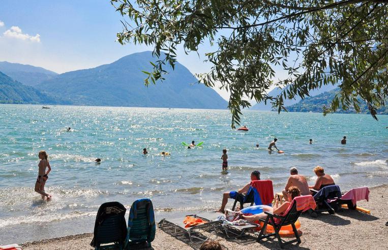 Italien am Luganer See Chalets buchen 2020