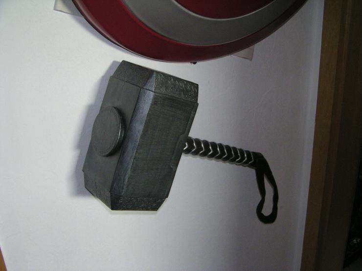Marvel Thor's Hammer Mjölnir Avengers / NEU