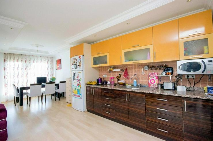 Bild 6: Türkei, Alanya,Cikcilli, nicht möbliert, 3 Zi. Wohnung,900 m zum Strand, 324