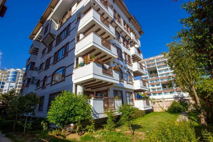 Bild 2: Türkei, Alanya,Cikcilli, nicht möbliert, 3 Zi. Wohnung,900 m zum Strand, 324