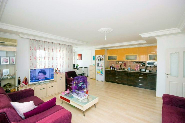 Bild 4: Türkei, Alanya,Cikcilli, nicht möbliert, 3 Zi. Wohnung,900 m zum Strand, 324