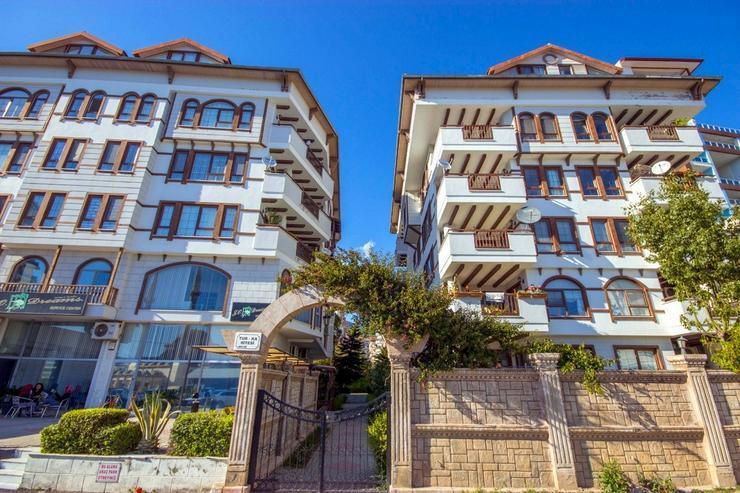 Türkei, Alanya,Cikcilli, nicht möbliert, 3 Zi. Wohnung,900 m zum Strand, 324