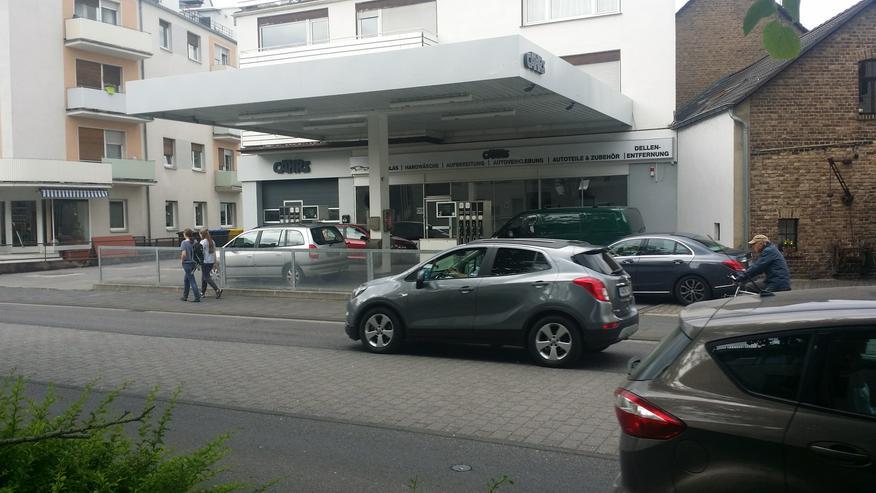 Tankstelle Ahrweiler ubername