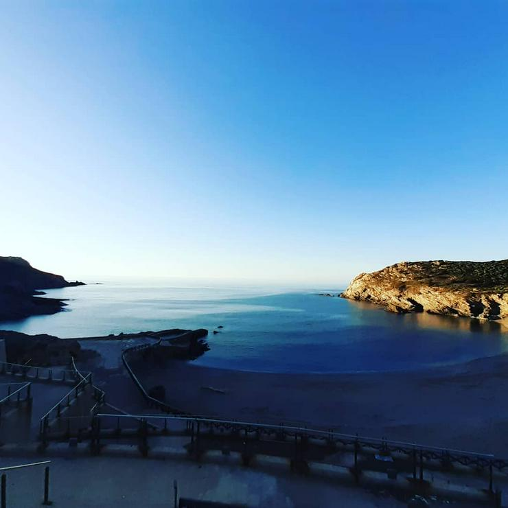 Ferienhaus auf Sardinien / Argentiera - Alghero       50 m zum Meer