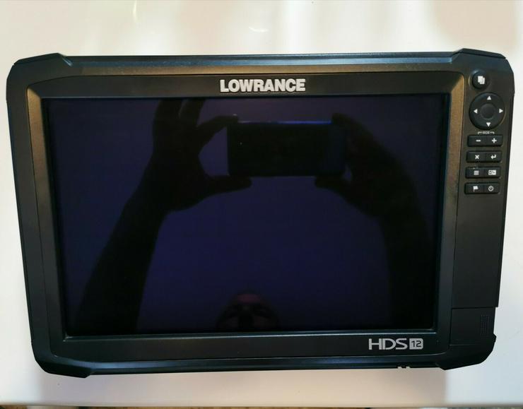 Lowrance HDS 12 Carbon Echolot Worldversion - Zubehör - Bild 1