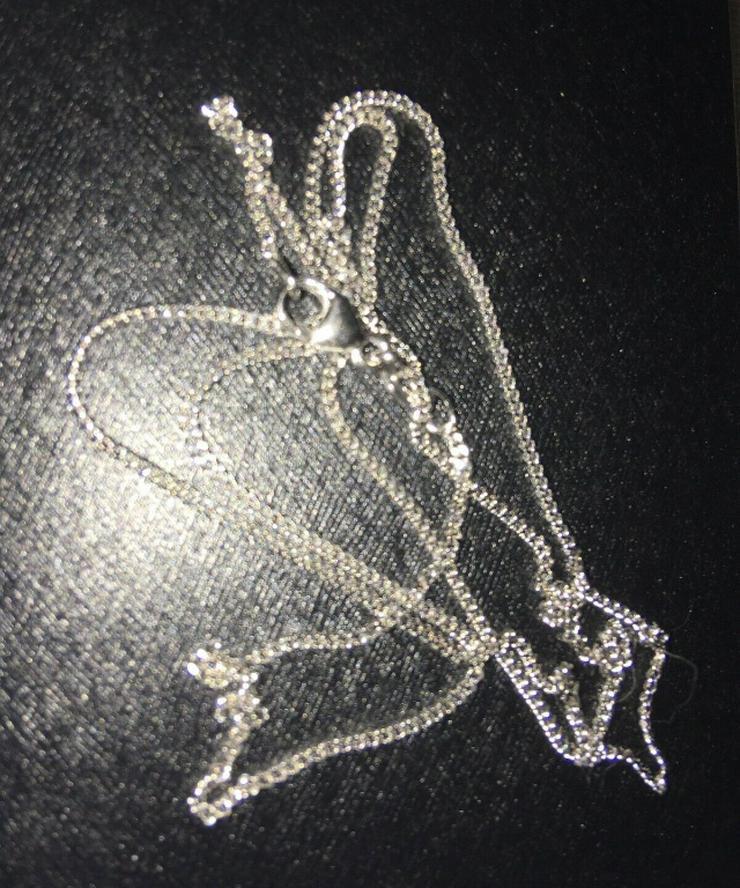 Weissgoldkette - Halsketten & Colliers - Bild 1