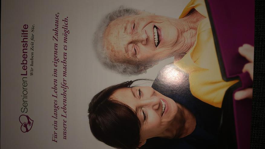 Seniorenlebenshilfe/Alltagshelfer  - Lebenshilfe - Bild 1