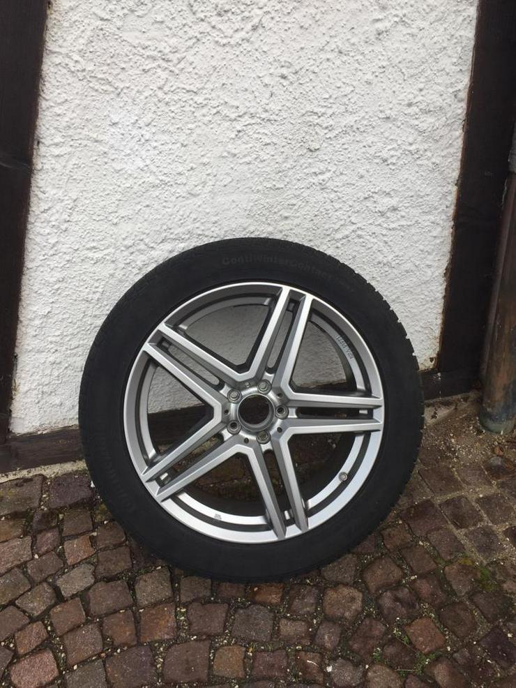 ** >> 4 Winter-Kompletträder für Mercedes GLE << ** - Weitere - Bild 1