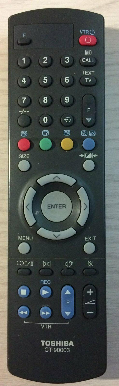 Bild 4: Toshiba Rückwandprojektor 43PJ03G KOSTENLOS