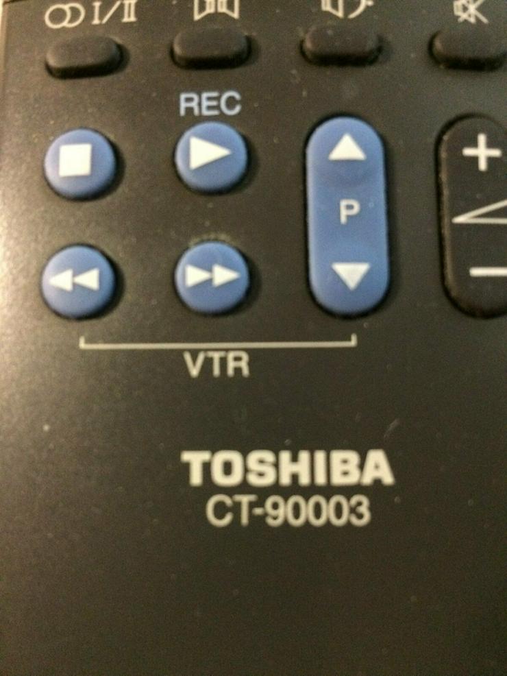 Bild 5: Toshiba Rückwandprojektor 43PJ03G KOSTENLOS