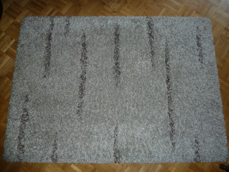 Langfloorteppich 120 x 170 cm - Teppiche - Bild 1