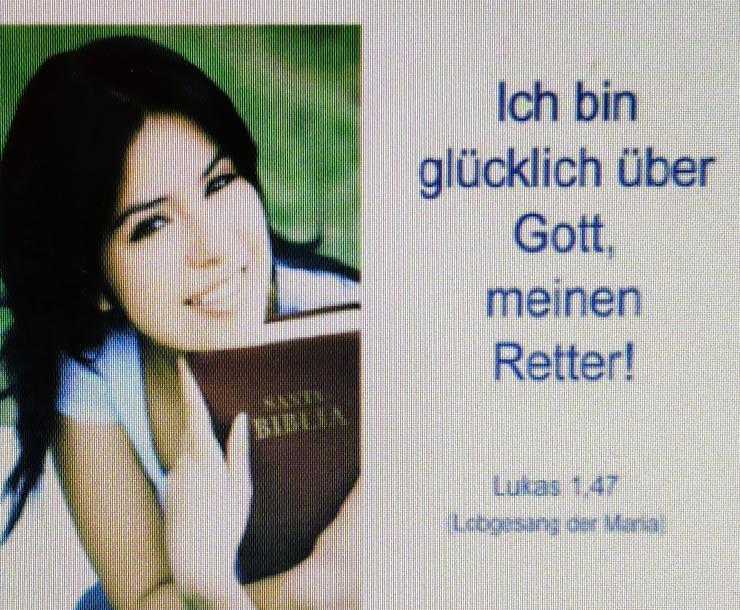 Moderne Bibel zu verschenken, 100% kostenlos