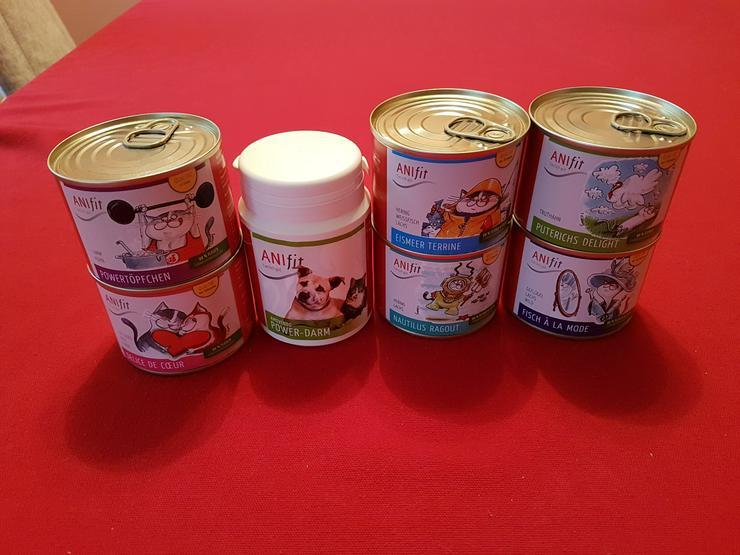 Anifit Katzenfutter - Argerechte und gesunde Ernährung