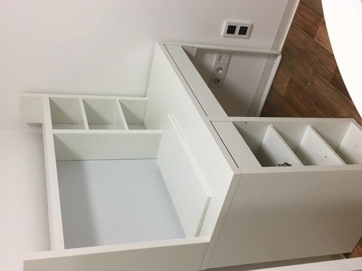 Bild 4: IKEA Schreibtisch Micke weiß
