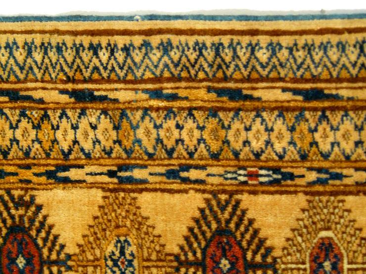 Bild 3: Orientteppich Tekke antik superfein TOP (T084)