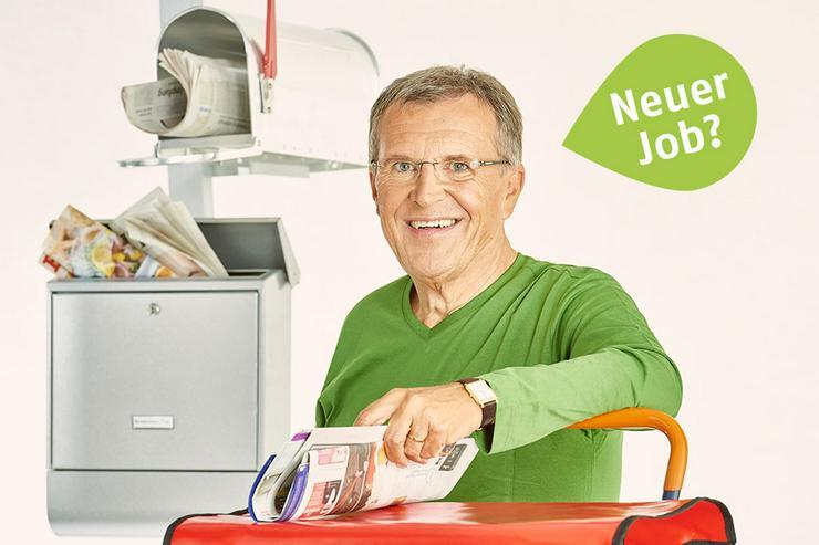 Job, Nebenjob, Minijob - Zeitung austragen in Polsingen - Kuriere & Zusteller - Bild 1