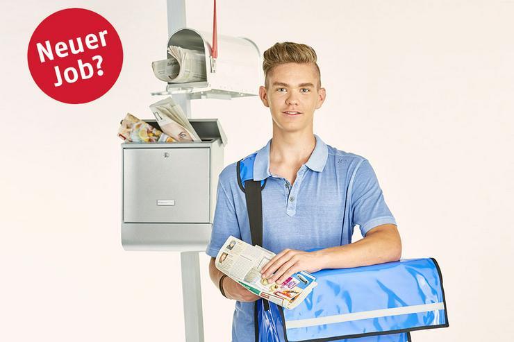Job, Nebenjob, Minijob - Zeitung austragen in Ziemetshausen - Kuriere & Zusteller - Bild 1