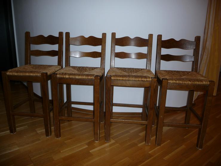 4 Stühle  - Stühle & Sitzbänke - Bild 1