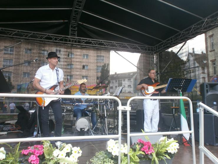 ITALIENISCHE MUSIK SONGS HITS SCAVO LIVE AM.18.01.2020in Mannheim