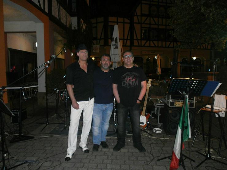 Italienisch Musik  Scavo Band Live  - Musik, Foto & Kunst - Bild 1