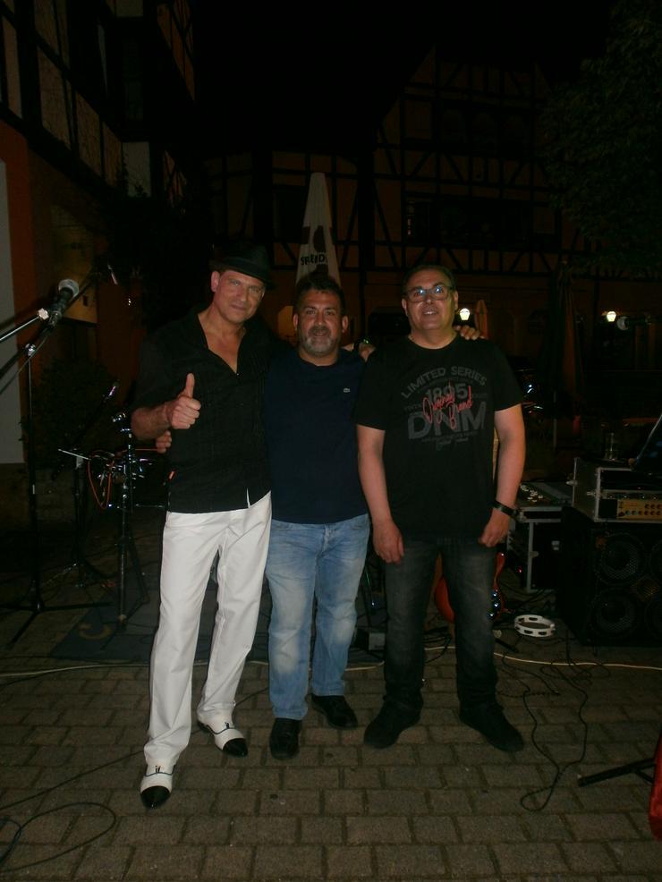 Italienisch Band für Italienisch Deutsch Anlässe Scavo - Musik, Foto & Kunst - Bild 1