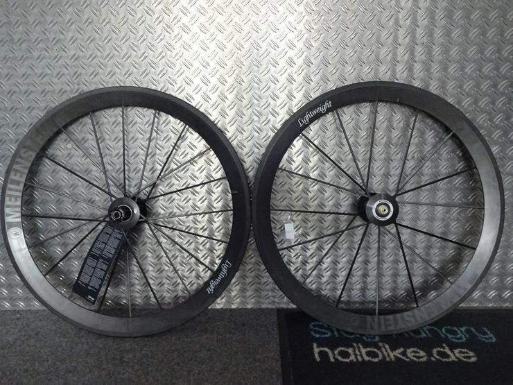 Lightweight Rennrad Carbon 700C Meilenstein T 20C Laufradsatz