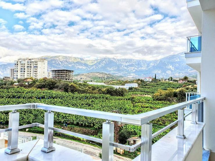 Türkei, Alanya, Mahmutlar, möbl: 3 Zi. Wohnung, wunderschöner Ausblick, Luxus Anlage, 322