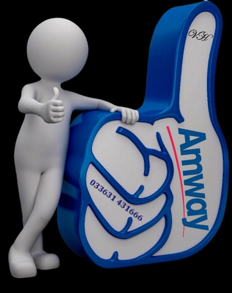 Bild 2: Amway-Produkte