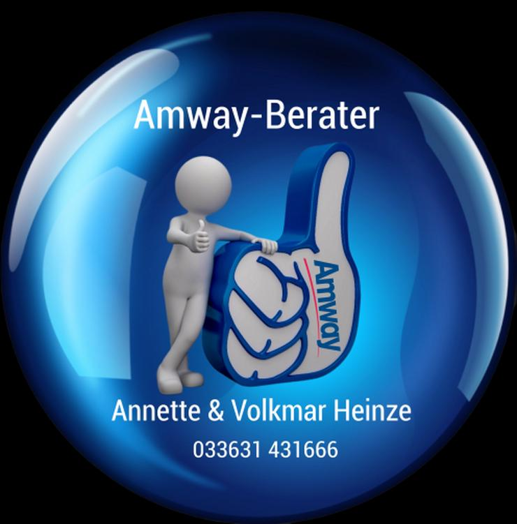 Bild 3: Amway-Produkte
