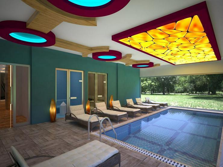 Türkei, Alanya, Mahmutlar,Neubau Projekt, Luxus Anlage, 2 Zi., ca. 600 m zum Strand, 321 - Ferienwohnung Türkei - Bild 1