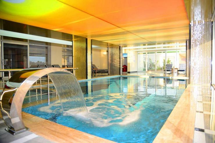 Türkei, Alanya, Mahmutlar, Exklusiv, Luxus, 3 Zimmer, nur 550 m zum Strand, 320