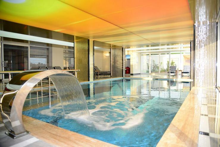 Bild 2: Türkei, Alanya, Mahmutlar, Exklusiv, Luxus,Meerblick, 2 Zimmer, nur 550 m zum Strand, 319