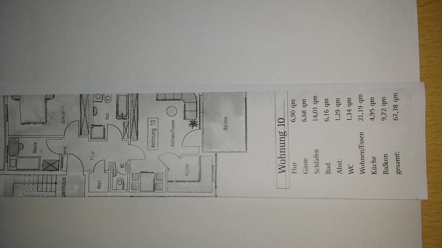 Schöne, große, helle 3-Zimmer-Etagenwohnung prov.frei zu verkaufen