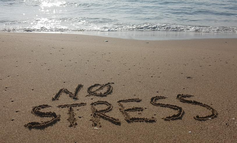 """4 Wochen Stressmanagement/ Burnout Präventions Kurs """"Kiss your stress goodbye"""" - Sonstige Dienstleistungen - Bild 1"""