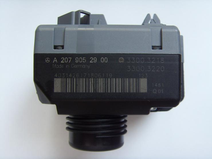 Bild 2: EZS Reparatur Zündschloss Zündschalter MB W204, W207, W212, GLK