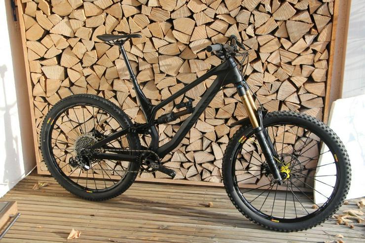 Canyon Torque CF 9.0 Pro 2018 L Super Enduro Freeride MTB - Mountainbikes & Trekkingräder - Bild 1
