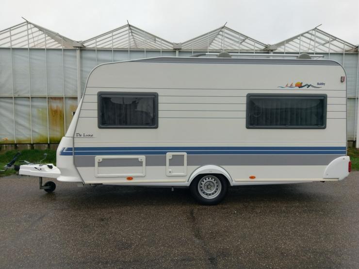 Wohnwagen Hobby De Luxe 440 Easy
