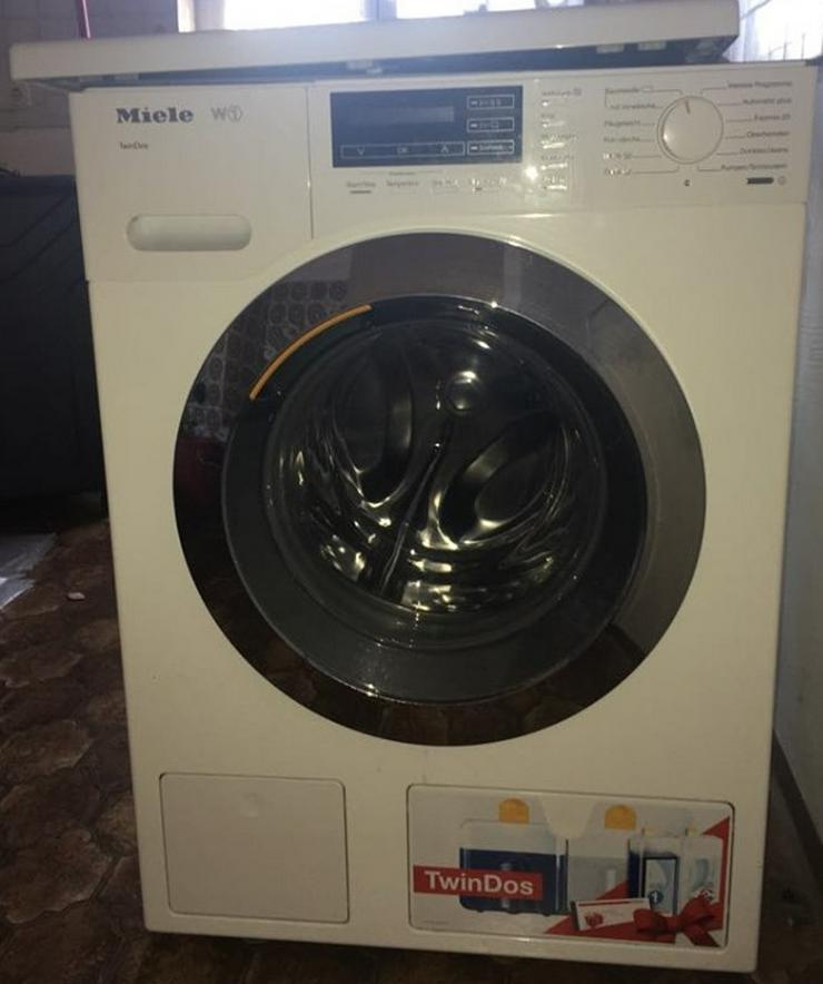 Miele Waschmaschine, TwinDos, PowerWash