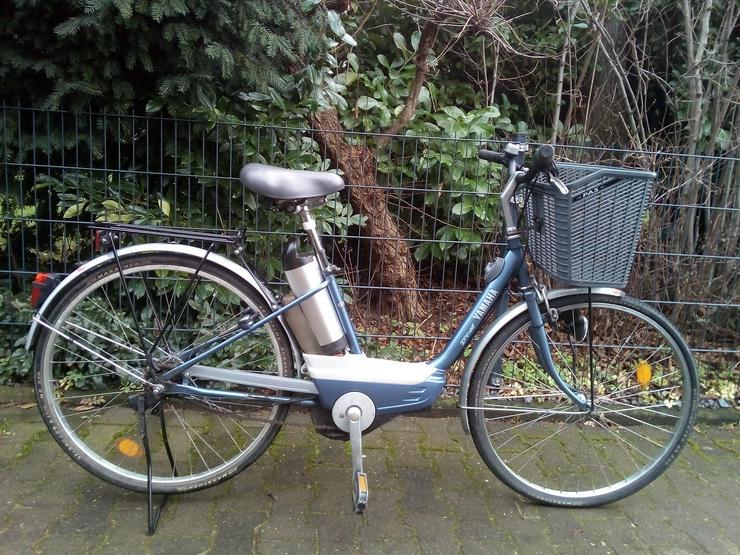 E-Bike , Yamaha 26zoll , 4Gang-Nabenschaltung .Top-Zustand