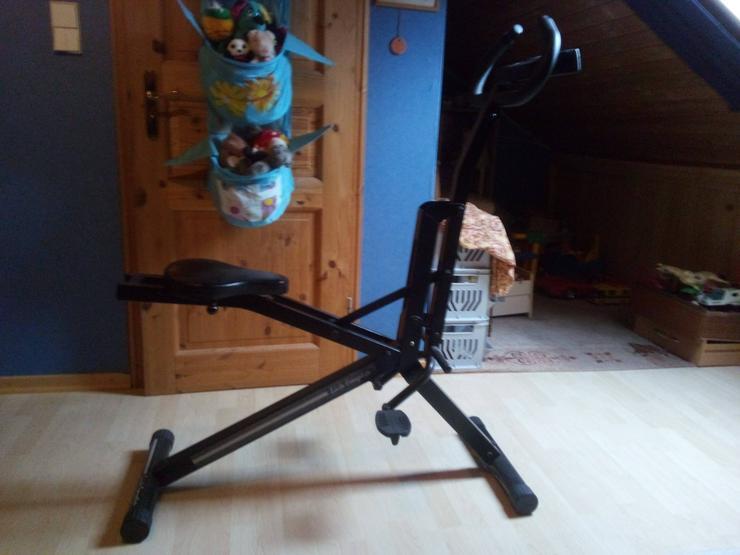 Heimtrainer klappbar zu verkaufen ! Preis ;20 ,-EUR