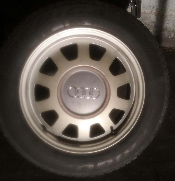 Audi Alufelgen (Satz 4x)