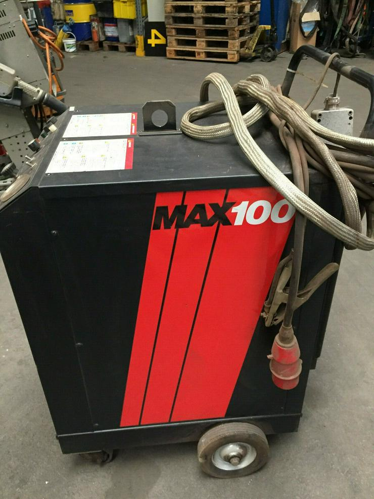 Plasmaschneider Hypertherm Max 100 Plasmaschneidgerät