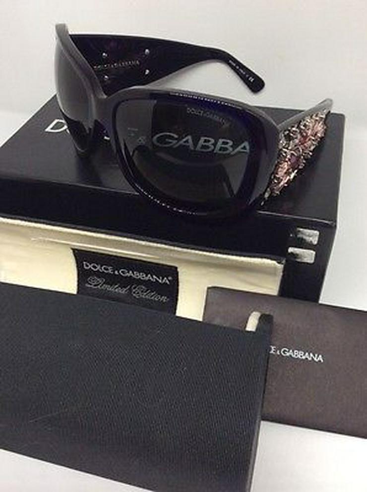 Original Dolce & Gabbana mit Swarovski Steine.